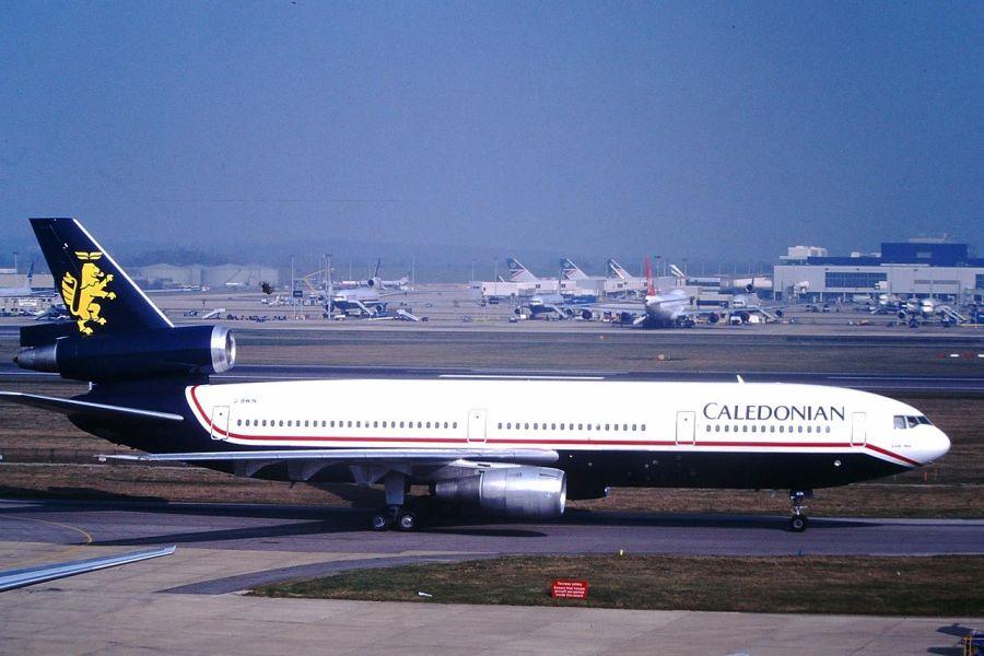 Caledonian DC-10-30